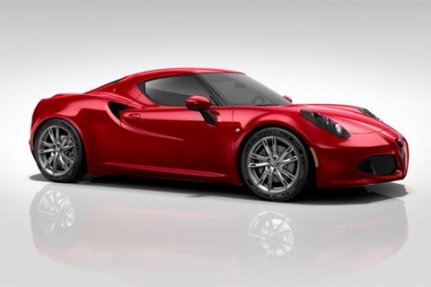 Noleggio a lungo termine Alfa Romeo 4C