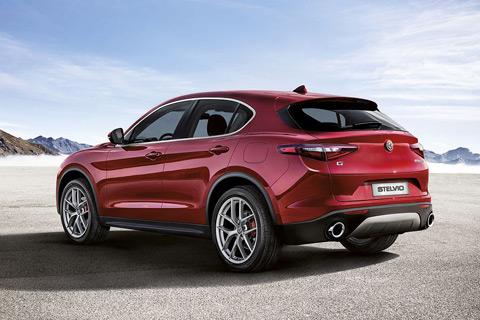 Noleggio a lungo termine Alfa Romeo Stelvio