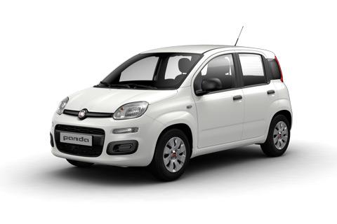 Noleggio a lungo termine Fiat Panda