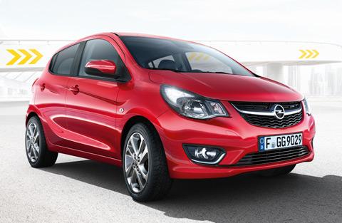 Noleggio a lungo termine Opel Karl
