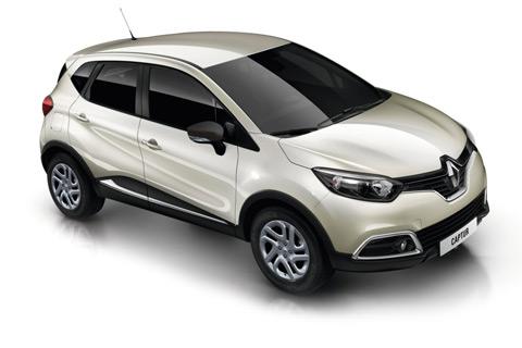 Noleggio a lungo termine Renault Captur