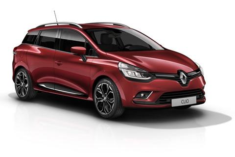 Noleggio a lungo termine Renault Clio Sporter