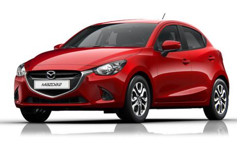 Noleggio a lungo termine Mazda 2