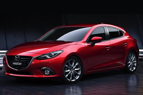 Noleggio a lungo termine Mazda 3