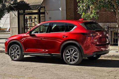 Noleggio a lungo termine Mazda CX-5