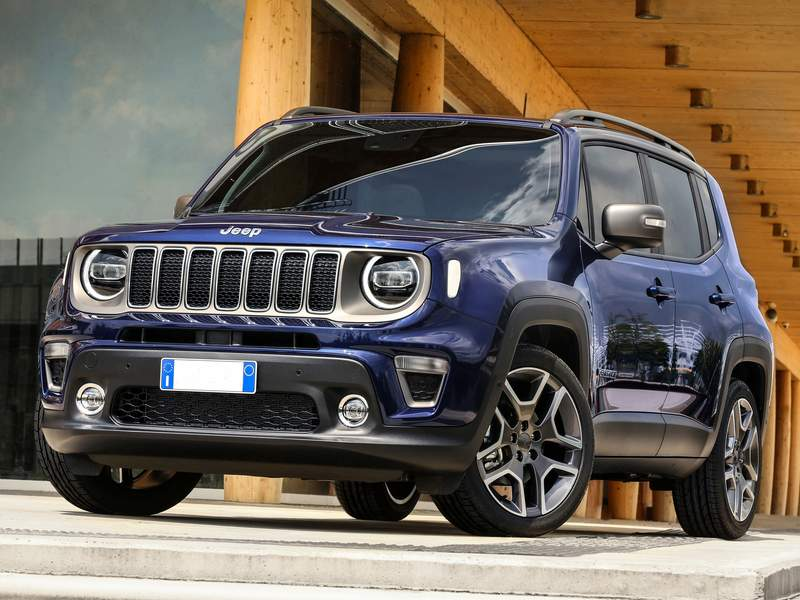 JEEP RENEGADE MY19 LIMITED 2.0 MJET 140 4WD LOW AT9